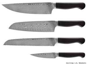 Chef Knife Comparisons